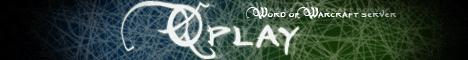 «¤•°Qplay WoW WOTLK сервер x50°•¤» Banner