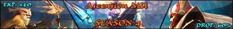 Ascension MU (Season 4) Banner