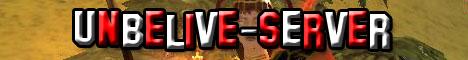 Unbelive-Server Banner