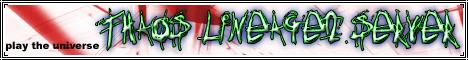 Thaos Lineage2 server Banner