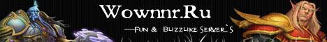 NNR WoW Server`s Banner