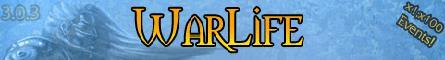 WarLife Banner