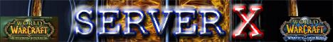 World of Warcraft.ru(ServerX) Banner