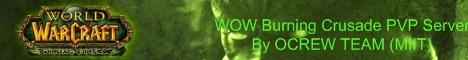 Одинцовский сервер WOW x15! Banner