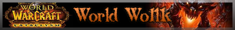 World Wotlk:Cataclysm Banner
