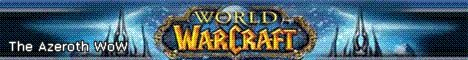 The Azeroth WoW Banner