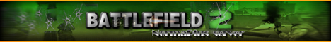 Normaplus Battlefield 2 Server Banner