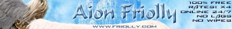 Бесплатный сервер Aion Friolly Banner