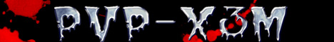 PVP-X3M Banner