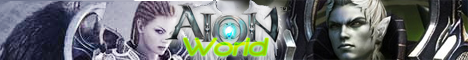 AionWorld - The Most Advanced Aion Private Server Banner