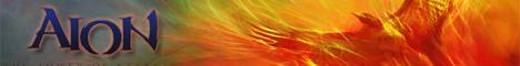 Aion Phoenix Banner