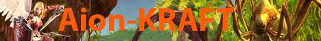 Aion KRAFT Banner
