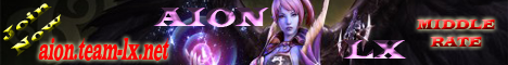 Private Server Aion Banner