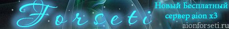 Aion Forseti Banner