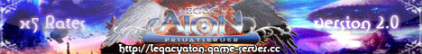 Legacy Aion Germany Banner